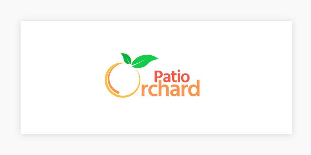 Patio Orchard Logo