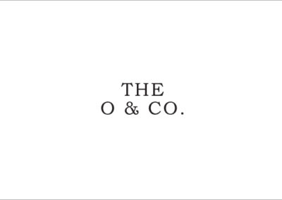 The O and Co Label Website Conversion