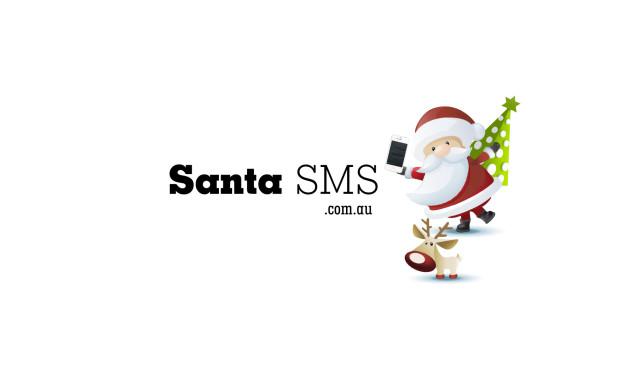 Santa SMS